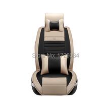 Special Leather car seat cover solaris ix35 i30 ix25 Elantra MISTRA GrandSantafe accent tucson car accessories