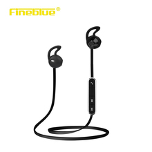 Buy Fineblue MATE7 Wireless Bluetooth Headset mic Magnets Stereo Sports Earphones phone 7 xiaomi redmi 4 pro for $15.21 in AliExpress store