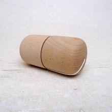 Sin pintar Kendama píldora $2.70 USD venta al por mayor malabares Kendama píldora llano de madera de haya Kendama píldora, malabares juguetes