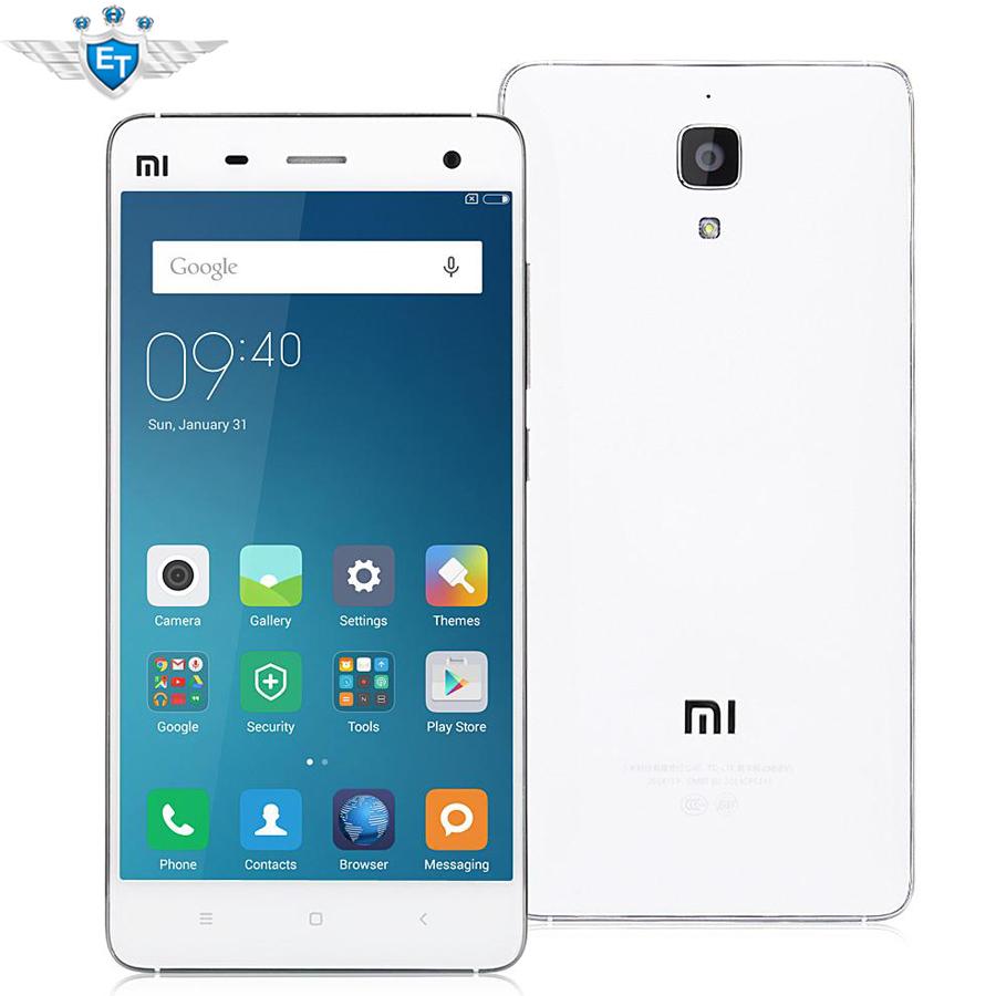 "Original 5"" Xiaomi Mi4 Mi 4 M4 Telecom 4G FDD LTE Cell Phone Snapdragon 801 Quad Core 2GB RAM 16GB ROM 13.0MP Camera 1920x1080(China (Mainland))"