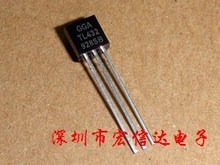 10PCS free shipping 100% new original new in-line TL432 TO-92 package voltage regulator tube(China (Mainland))