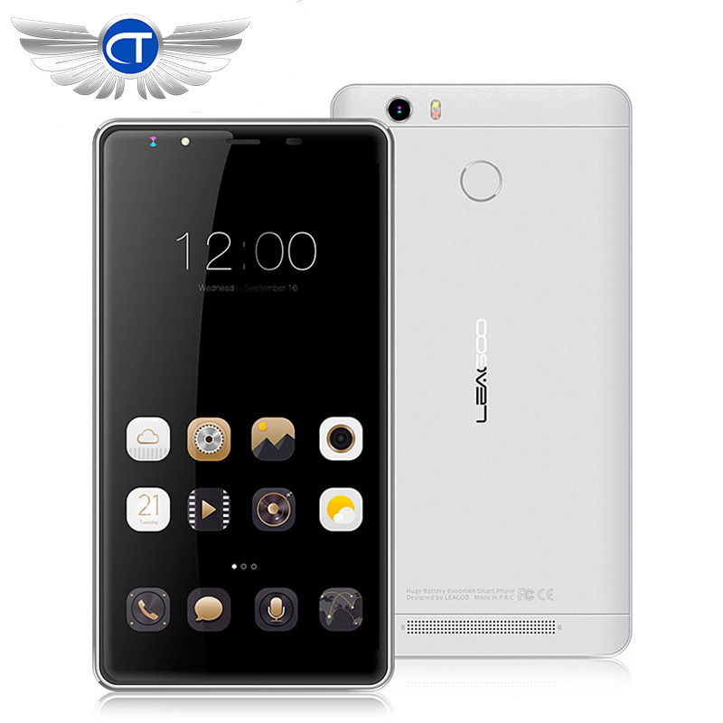 """Original Leagoo Shark 1 4G LTE 2.5D 6.0"""" FHD Screen Android 5.1 3GB 16GB 64bit MTK6753 Octa Core 13.0MP Touch ID Mobile Phone(China (Mainland))"""