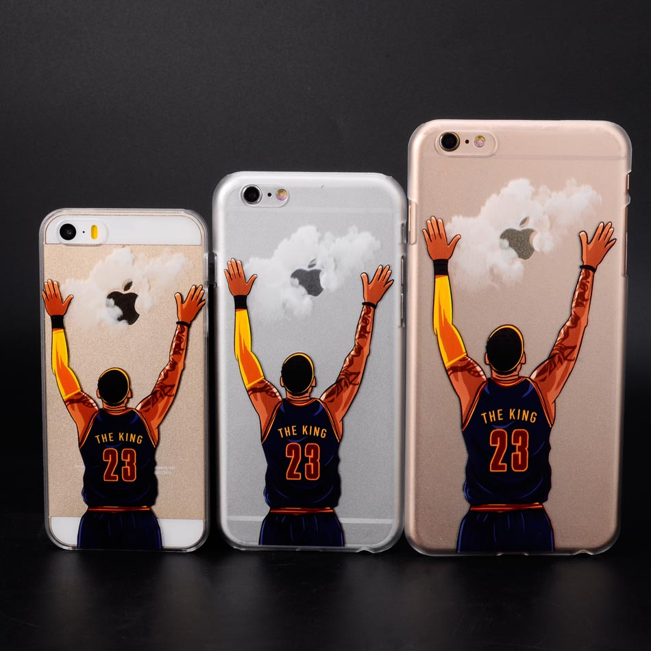 for iphone 5 5s se 6 6s 7 plus NBA basketball star phone cases hard shell Lebron james harden Jordan Stephen Curry Kobe cover(China (Mainland))