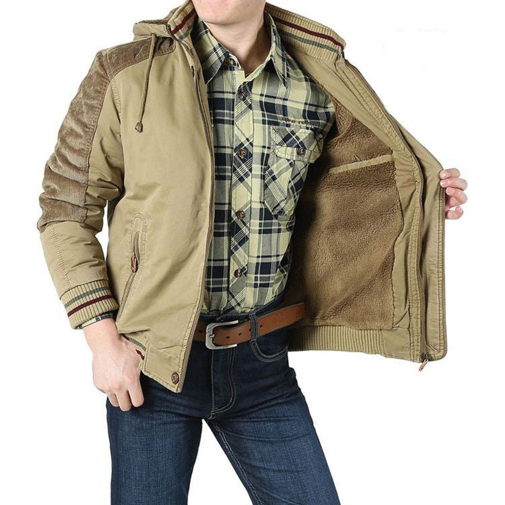 Military Style Winter Jackets Images