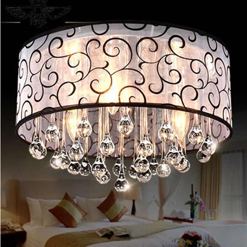 com buy 2015 modern crystal ceiling light fixtures for bedroom