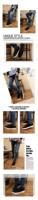 осенью новый нубука досуг обувь британской моды метросексуал замочить отлива кроссовки Скейтбординг обувь