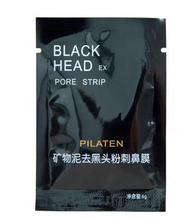 Hot! PILATEN blackhead remover T district nursing mineral mud to blackhead nose mask blackhead nose paste free shipping