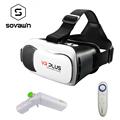 VR BOX 3 0 VR PLUS Google Glass Smartphone 3D Glasses Virtual Reality Headset Cardboard BOX