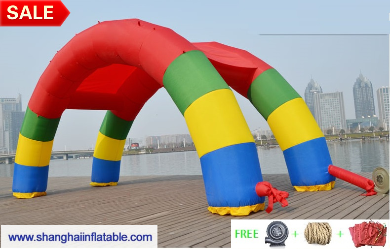 Event Inflatable Arch ,High Arch For Advertising (12 M)(China (Mainland))