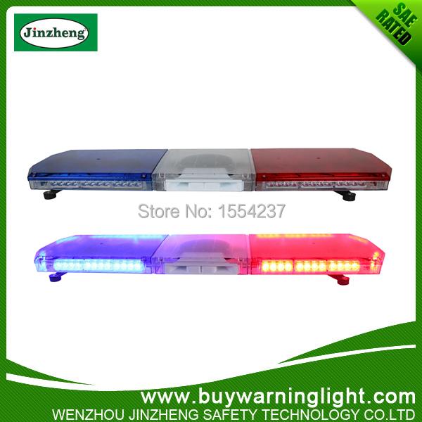 Super thin Led warning lightbar with 100W speaker(China (Mainland))