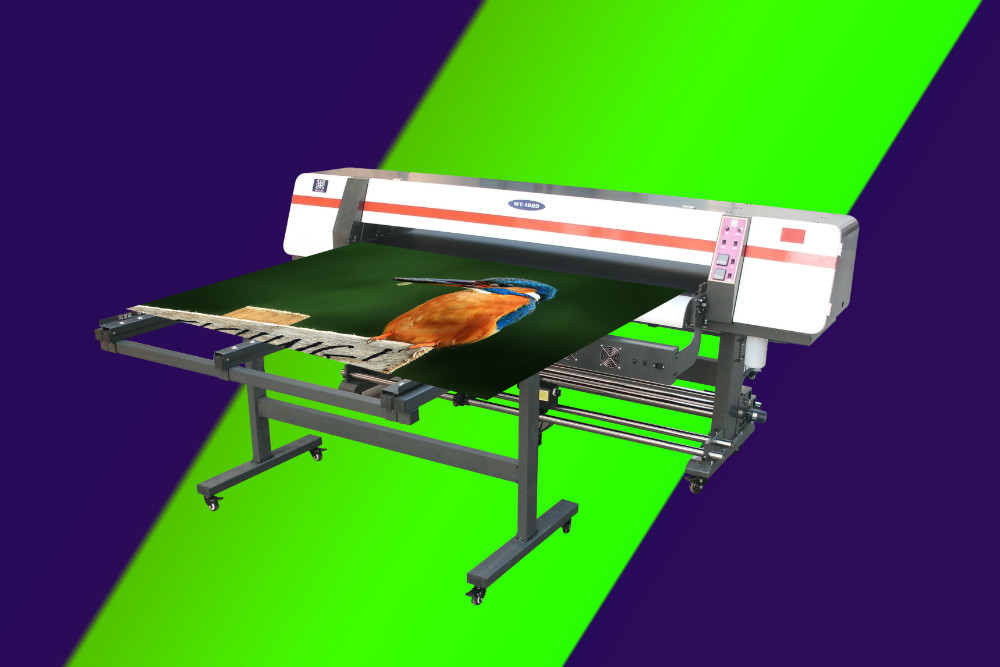 Hybrid Multifunction Printer/Roll to Roll & UV Flatbed Printer 1.8m(China (Mainland))