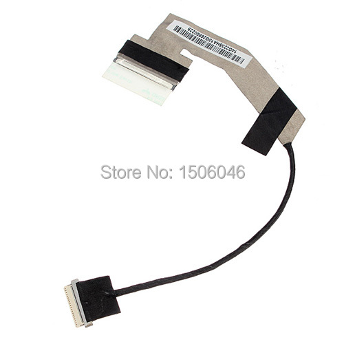 Good Quality Brand New Wholesale Price LCD Video Screen Cable for ASUS EPC 1005HA 1005HAB 1001 1001HA 1001PXD(China (Mainland))