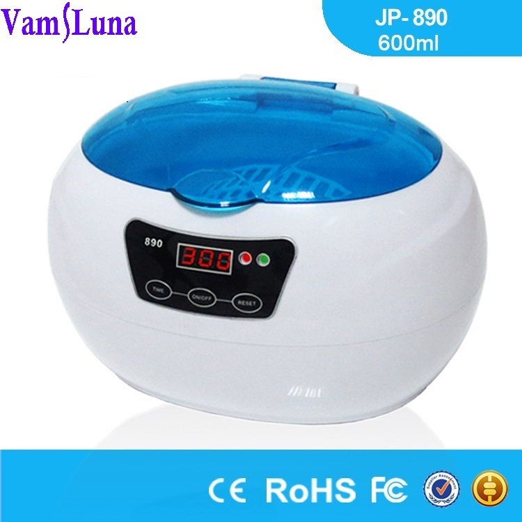 Ultrasonic Nail Polish Cleaning Autoclaves Sterilizer Pot Beauty Salon Equipment Tools Tattoo(China (Mainland))