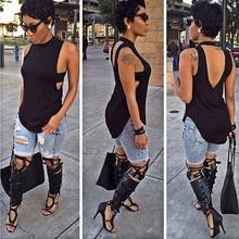 4 colors new fashion 2016 summer style long t shirt women brand t shirt dress,black white green sleeveless women tops tee XD104(China (Mainland))