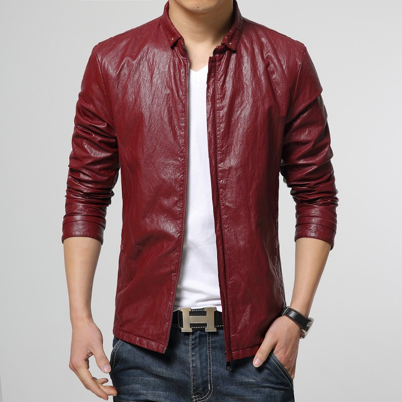 herren rote lederjacke kaufen billigherren rote lederjacke partien aus china herren rote. Black Bedroom Furniture Sets. Home Design Ideas