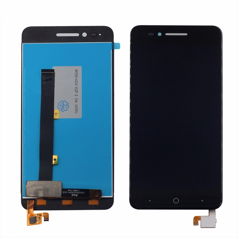 For ZTE Voyage 4 Blade A610 BA610 LCD Display Touch Screen 100% Original Screen Digitizer Assembly Replacement Mobile Phone LCDs