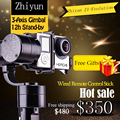 Free Gifts Zhiyun Z1 EVOLUTION 3 Axis Handheld Stabilizer Brushless Gimbal for GoPro Hero 4 XiaoYi