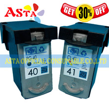 PG 40 CL 41 ink Cartridge for Canon PG 40 CL 41 MP140 MP150 MP160 MP180 MP190 MP210 MP450 MP470 Printer Cartridges AT07
