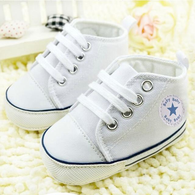 6 цвет девушка новорожденный обувь свободного покроя красный холст мягкие ботинки ...