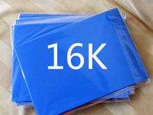 16K size PET Blue instant dye printable film for CT (China (Mainland))