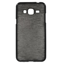 Galaxy J 3 (2016) TPU Bag Cover Brushed Inner Glossy Outer Case Samsung J3 - Tvc mall online 6 store