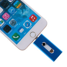 For iphone otg Usb Flash Drive 64gb Usb Stick 32gb Pen Drive 16gb Usb Stick 8gb External Storage For iPhone 5/5s/5c/6/6 Plus