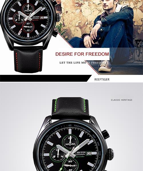 2016 корейский стиль Мужчины Роскошные Дизайнерские Часы мужские Часы Хронограф Мужчины Спортивные Часы Relogio Отель Relojes Masculino esportivo