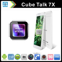 Original Cube Talk 7X C4 U51GT 7″ ips Tablet PC Screen MTK8382 Quad core Android 4.2 OS Phone Call GPS WCDMA