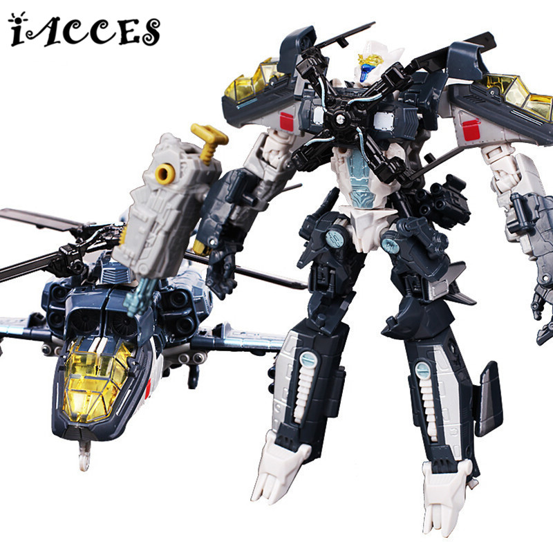 Aircraft Transformation 3 Toys Robots Car VOYAGER Action Figures Classic Toys For Children Classic boy Toy Model Christmas Gift(China (Mainland))