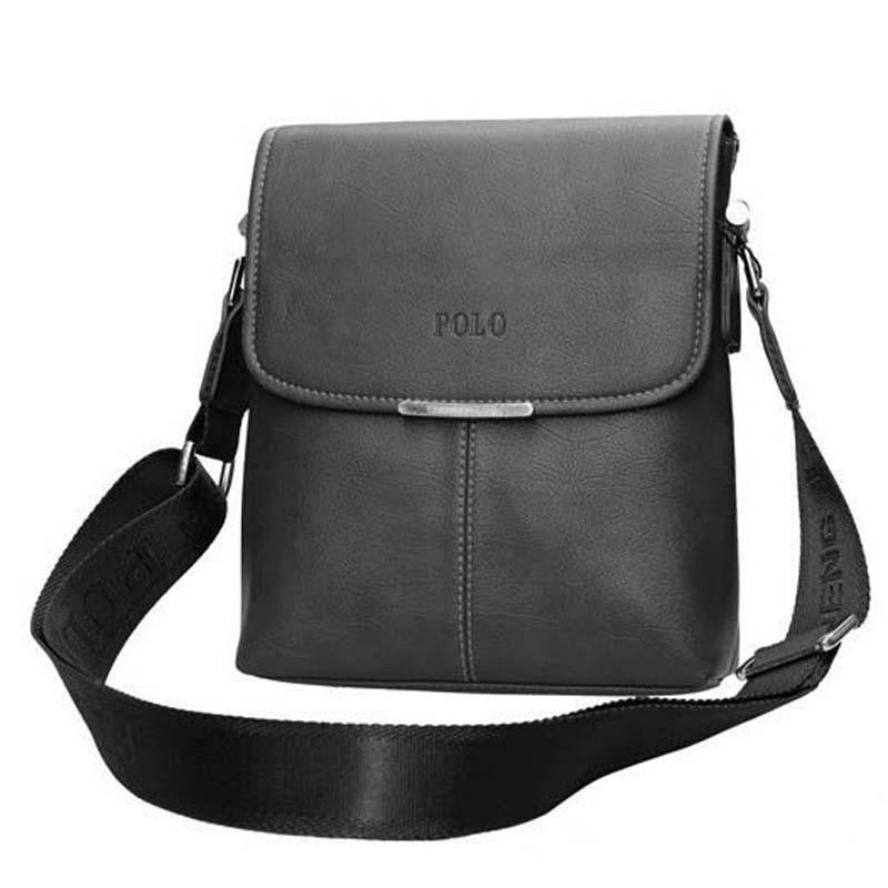 2016 New High Quality men bussiness bag leather men bag factory price shoulder bag man messenger bags XP184(China (Mainland))