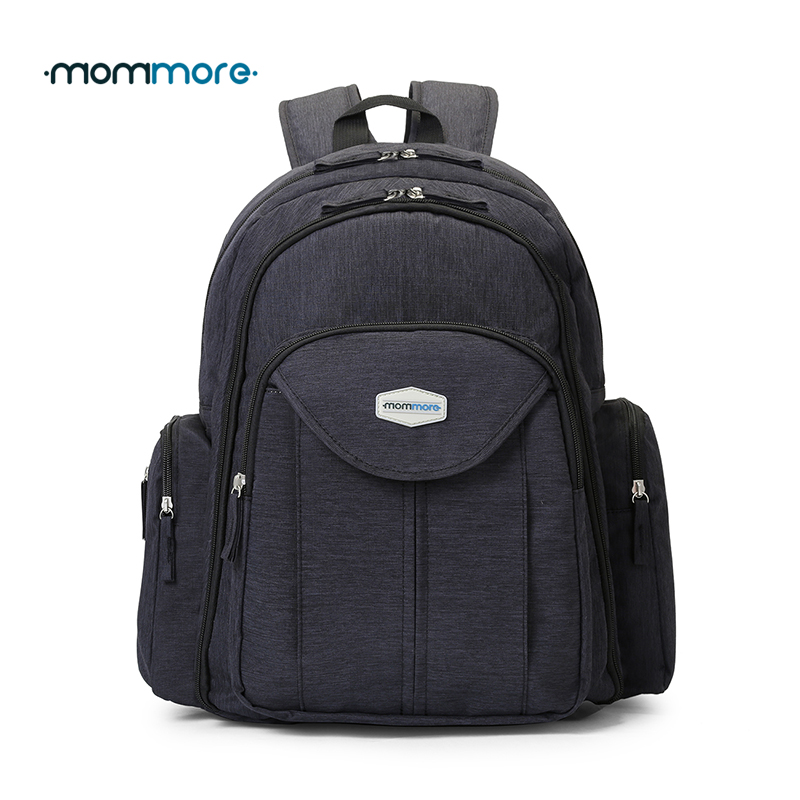 mommore Baby Nappy Bag with Changing Pad Baby Diaper Backpacks Mummy Diaper Bags Multifunctional Picnic Cloth Backpacks(China (Mainland))