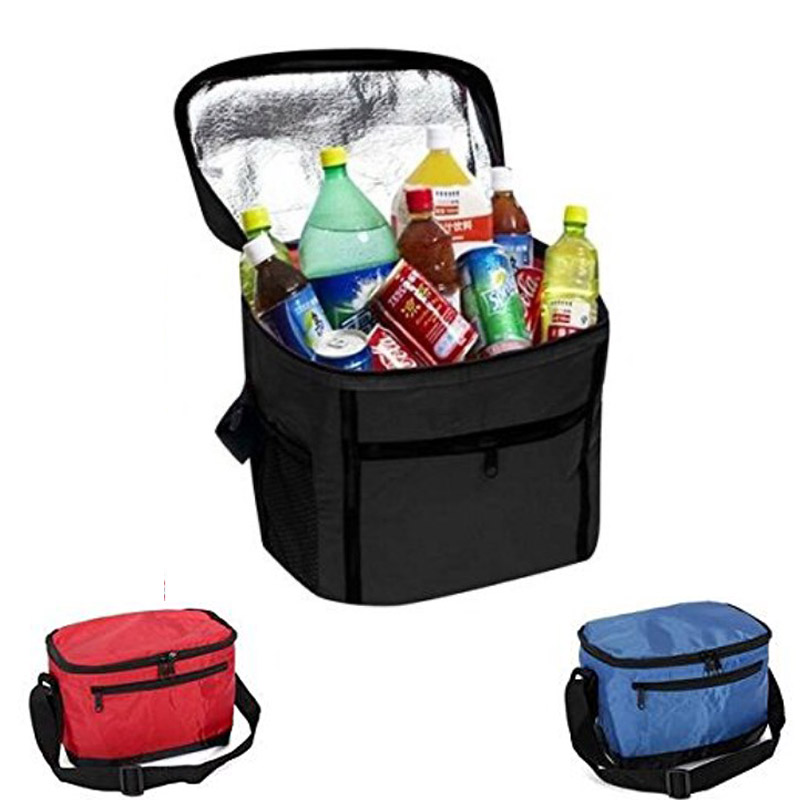 1PCS Portable Travel Camping Outdoor Picnic Breast Milk Storage Lunch Cool Bag Kit Thermal Insulated Tote insulin Cooler Box(China (Mainland))