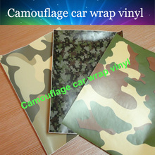 Wholesale Top Grade Camouflage vinyl film 20 x60 camo car wrap camo truck wraps with best