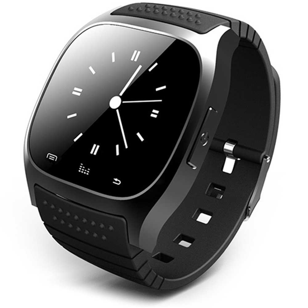Rwatch M26s Bluetooth Smart Watch update of M26 truly for Apple iphone IOS and Android Phone with Sleep Management Pedometer(China (Mainland))