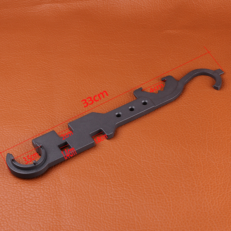 Hunting No.3 AR15 Combo Armorers Wrench Tool