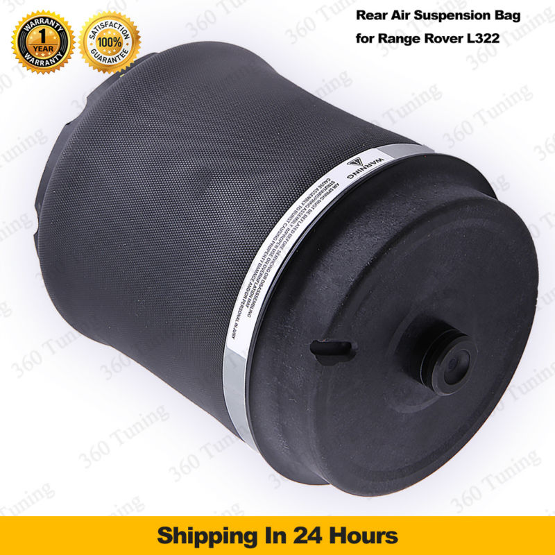 For Range Rover Land Rover L322 MK-III 02-12 Rear Air Ride Suspension Air Spring Bag RKB000151 RKB000150 Shock Strut Assembly(China (Mainland))