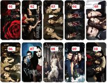 Vampire Diaries Phone Cover Samsung Galaxy Core Prime G360 DUOS i9082 S2 S3 S4 S5 Mini S6 S7 Edge Plus Note 2 3 4 5 Case - Custom and Retail Store store