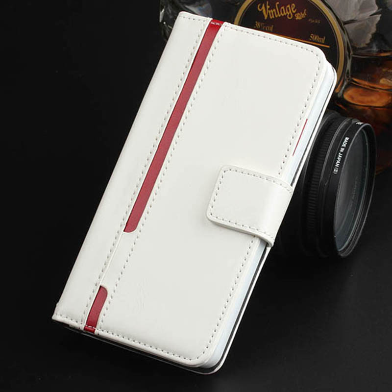 Luxury Retro Leather Case For Sony Xperia C4 DUAL Flip Cover Case Wallet For Sony E5303 Fashion Phone Case For Women Black Brown(China (Mainland))
