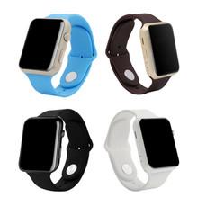Bluetooth GU08 Smart Watch BT-notification MTK WristWatch For Apple iPhone 4 5S 6 Plus Samsung Huawei Xiaomi HTC OPPO BT 4.0