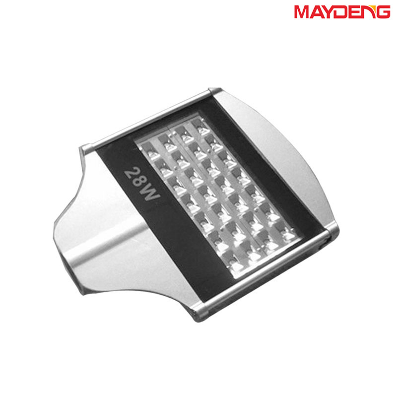 Maydeng LED Street light 28W LED Road Light White/Warm White AC85-265V IP65 Outside lighting Free Shipping(China (Mainland))