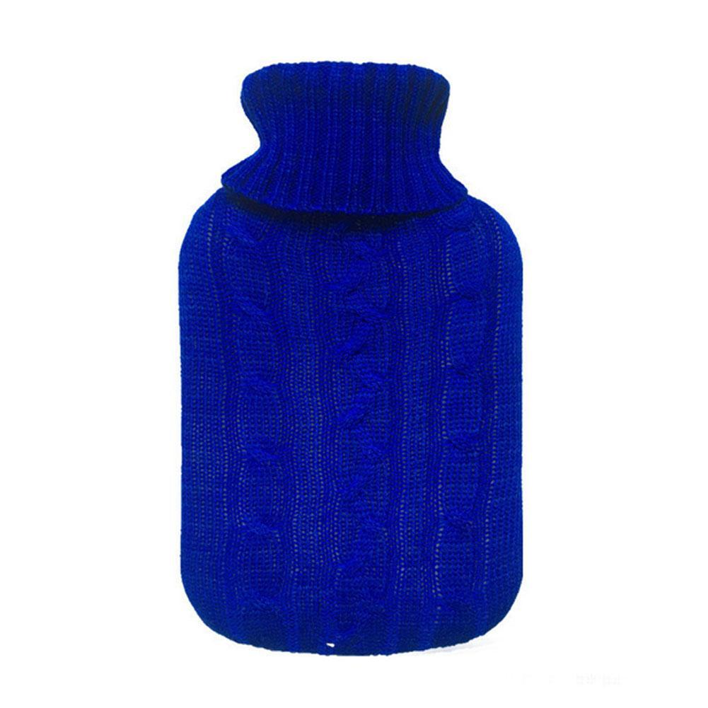 2000ml hot Water bag cover Hot Water Bottle Knit Flannel ...