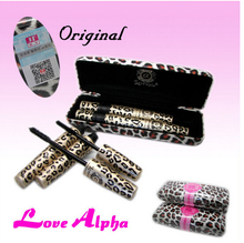 Maquiagem  Wild Leopard Mascara younique 3d fiber lashes mascara Waterproof Transplanting Gel&Natural Fibers Make Up Cosmetics