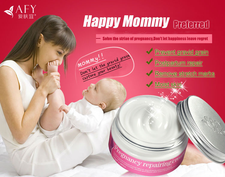 Powerful To Stretch Marks Maternity Skin Care Treatment Cream For Stretch Marks Remover Obesity Postpartum Repair Skin Whitening
