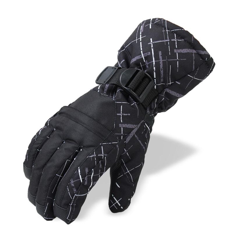 Sport Snow Gloves: Professional Men Women Waterproof Ski Gloves Outdoor Sport