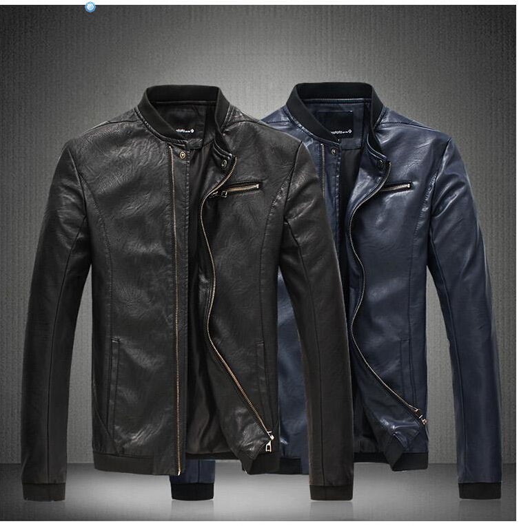 are men's leather jackets in style 2016