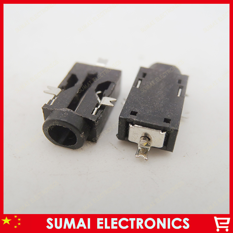 Free shipping Round head 0.7mm 3 SMD pin Tablet lap-top-s Power Plug socket for FlyTouch/window/Daono/Ramos/...(China (Mainland))