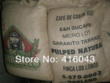 Free shipping 500g lot Costa rica SHB Green Coffee Beans High quality Coffee