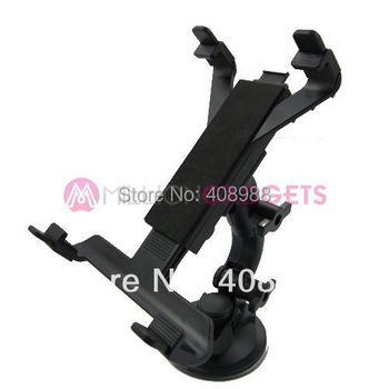 New Universal Car  windshield Mount Holder for iPad 1/2/3 Tablet PC Galaxy Free Shipping