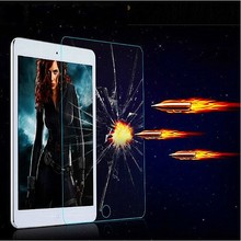 Hot ! Premium 0.33 mm Crystal Clear Tempered-Glass Screen Protector For Ipad 2 3 4 Explosion Proof Toughened Film + Retail box(China (Mainland))