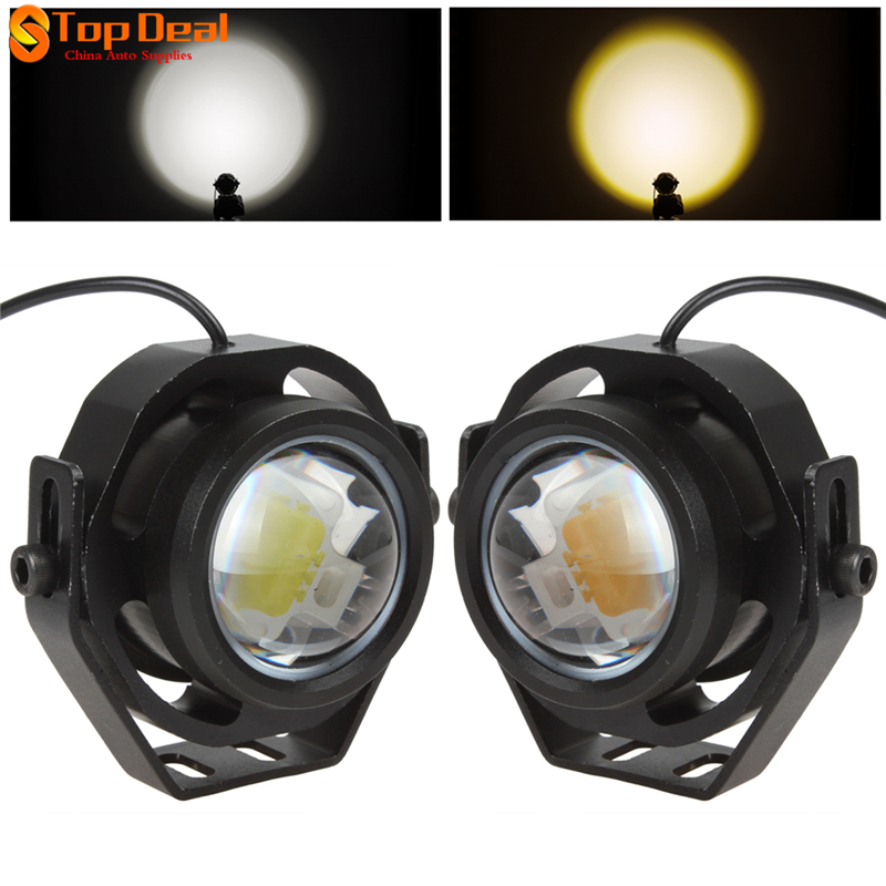1000Lm 10W Cree Led Work Light Auto Daytime Running Lamp Truck Boat Tractor Motercycle headlight AC/DC 12V 32V - Top Deal Supplies store